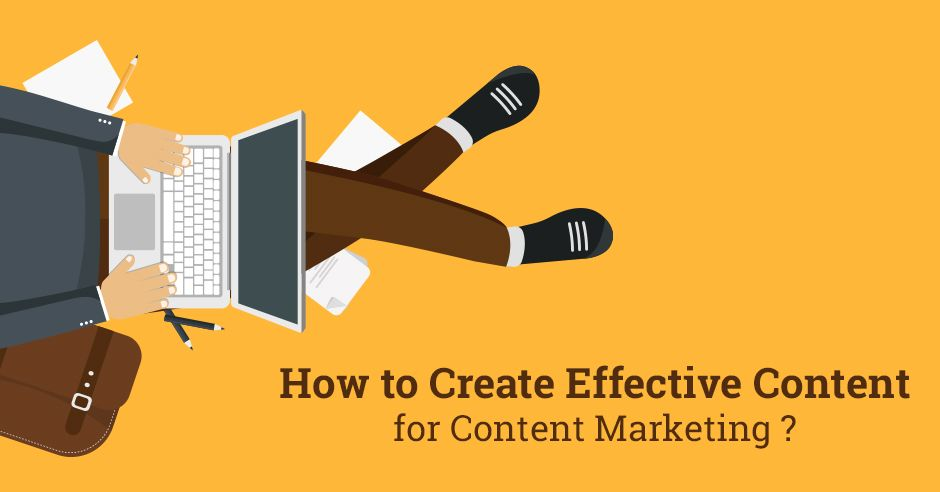 Create Effective Content for Content Marketing - Bindura Digital
