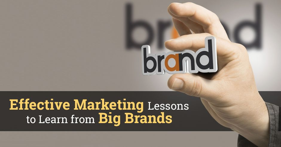 Big Brand Marketing Lessons - Bindura Digital Marketing Agency