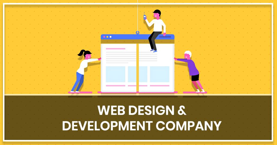 Website Design and Development Company - Bindura Digital Marketing