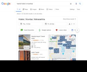Transit Hotel in Mumbai - Google Search- Bindura Digital