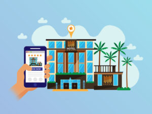 Portal for Hotel and Room Booking