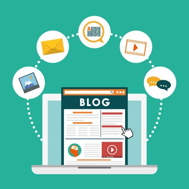 Image and Visual Content in Blogs